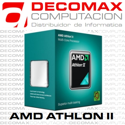 MICRO AMD ATHLON II X2 270 3.4G DUAL-CORE 65W BOX