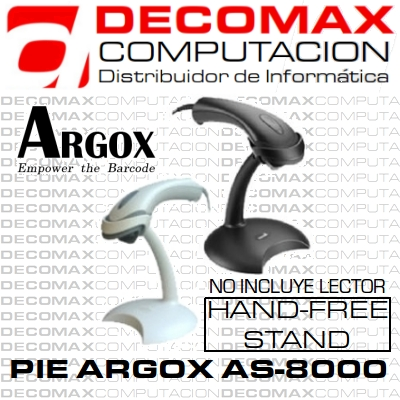 PIE ARGOX AS-8000ST HAND-FREE STAND BK AS-8000 BOX