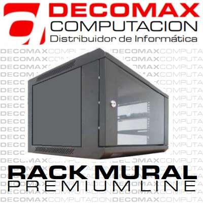 RACK MURAL PREMIUM AR-6409 9U PROF450MM 19PULG BOX