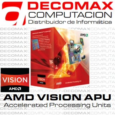 MICROPROCESADOR AMD A4-4000 3.2G DUAL-CORE FM2 BOX