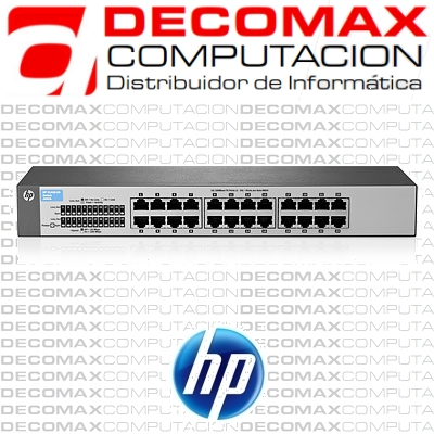 SWITCH HP V1410-24 J9663A 24-PORT 10/100M RACK BOX