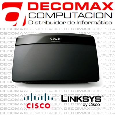 ROUTER LINKSYS E2500 WIRELESS-N600 DOBLE BANDA BOX