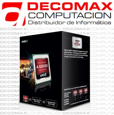 MICRO AMD A10-5800K QUAD-CORE 4.2G 4M 100W FM2 BOX
