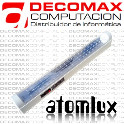 LUZ DE EMERGENCIA ATOMLUX 2020LED 60-LEDS 12HS BOX