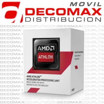 MICRO AMD ATHLON 5150 QUAD 1.6G 2MB HD8400 AM1 BOX