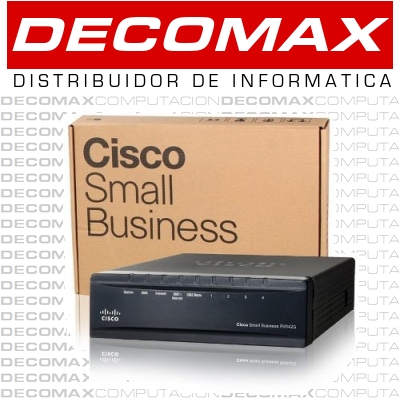 ROUTER CISCO RV042 DUAL WAN 50VPN 4P 1000MB RV042G