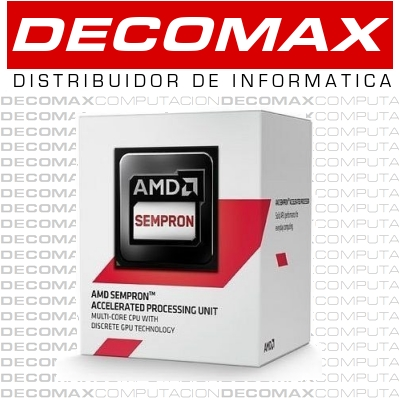 MICRO AMD SEMPRON 2650 DUAL-CORE 1.45GHZ 1M AM1BOX