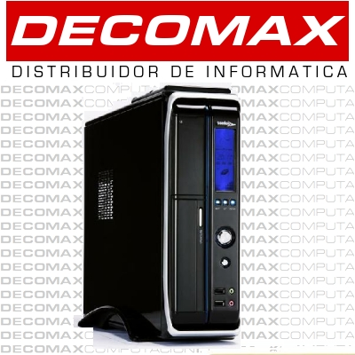 COMPUTADORA DECOMAX-3240 INTEL 4GB 1TB DVD MTP BOX
