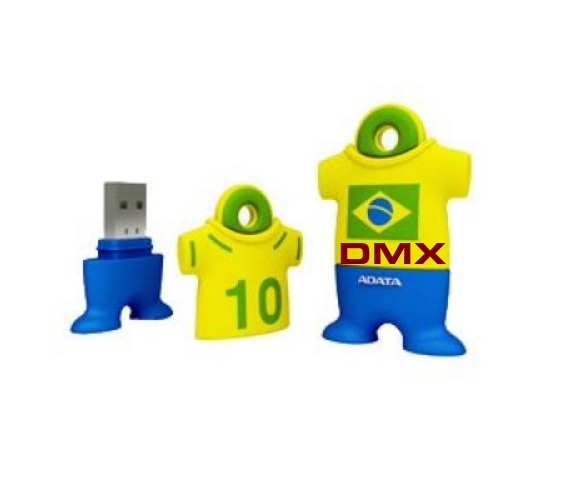 PENDRIVE ADATA BRASIL 4GB THEME T001 USB 2.0 BOX